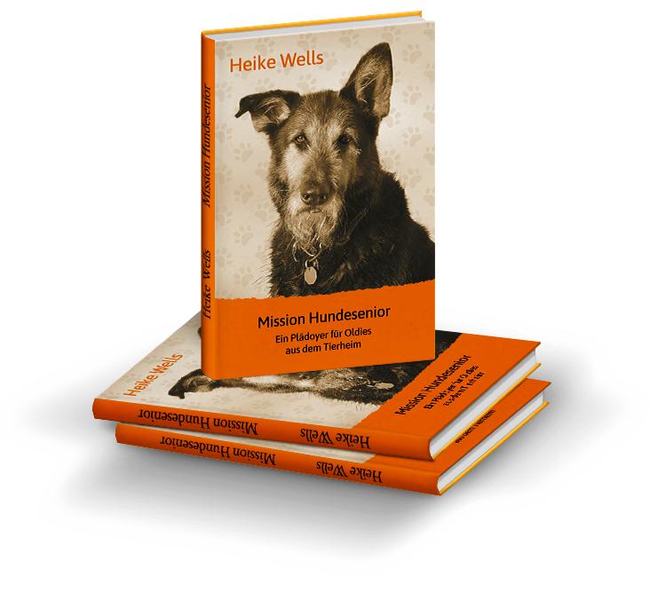 Buchcover Mission Hundesenior